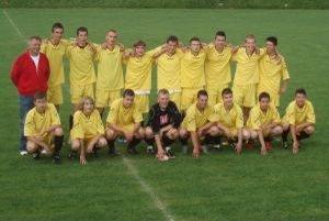 Víťaz majstrovstiev oblasti dorastu FK Horná Súča.