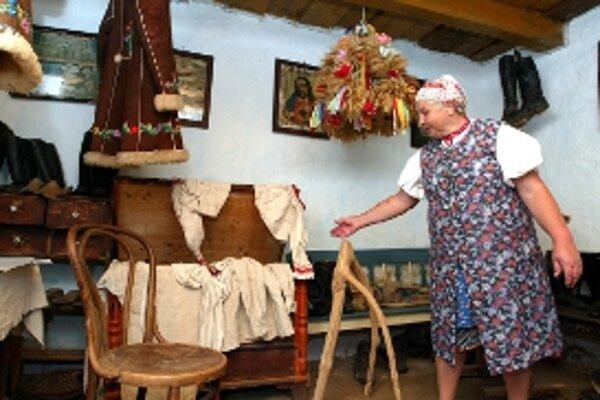 Obec Hrušov v okrese Veľký Krtíš vyhala v druhom ročníku. Zaujala tradičnými remeslami, jedlom, folklórnymi zvykmi.