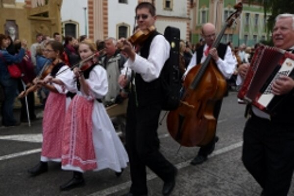 V Myjave sa uskutoční 52. ročník folklórneho festivalu.