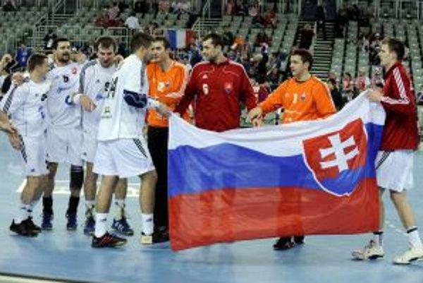 Na Slovákov čaká duel s tímom Chorvátska, ktorý výrazne podporí aj domáce publikum.