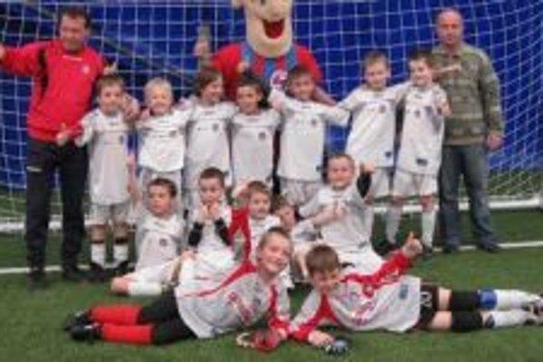 Aj z vášho syna sa môže stať futbalová hviezda.