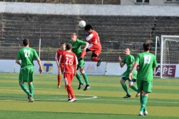 AS Trenčín delí od postupu do Corgoň ligy posledný krôčik.