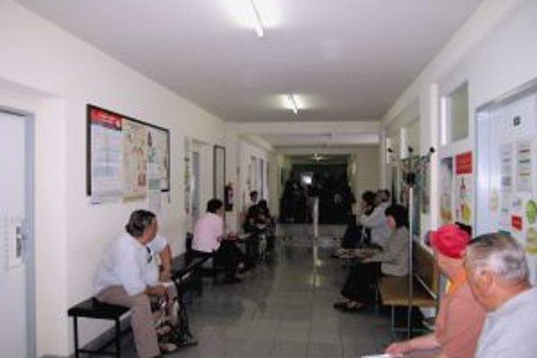 Ilustračné foto. V stredu 9. marca niektorí lekári svoje ambulancie v čase protestu nezatvoria.