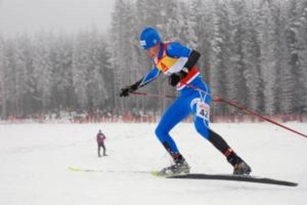 Okrem Aleny Procházkovej sa vo štvrtok predstaví v šprinte aj Ivan Bátory.