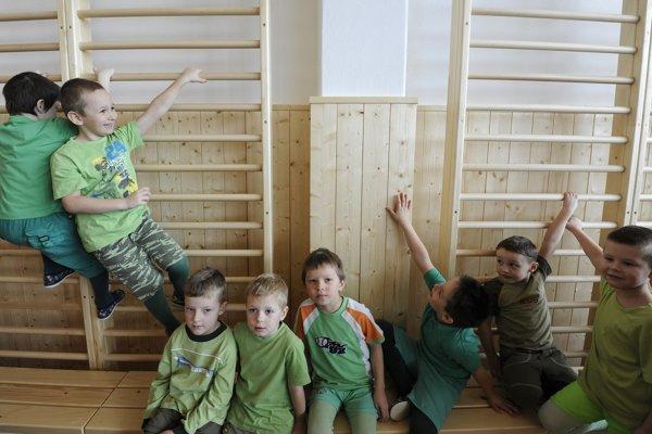 Ministerstvo školstva dotuje opravy telocviční.