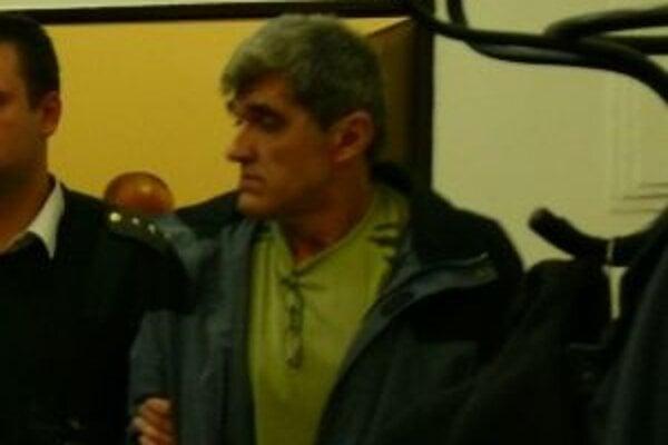 Krajský súd potvrdil trest pre Jozefa Hudeca v trvaní osem rokov a šesť mesiacov.