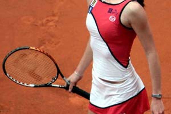 Magdaléna Rybáriková vyhrala v Paríži štvrtý zápas v sérii.