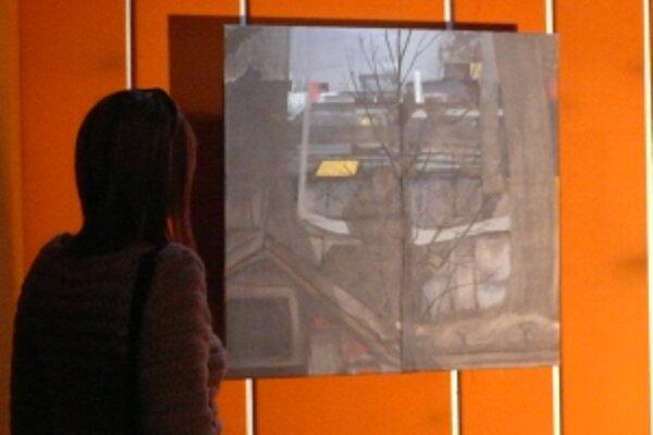Výstava zostane v ArtKine do 24. októbra