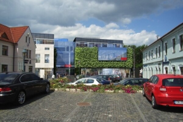 Referenda o výstavbe Auparku v centre mesta sa zúčastnilo desať percent voličov.