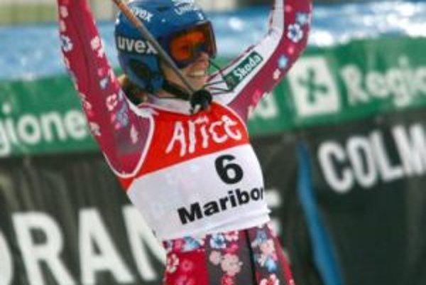 Najlepšou slovenskou slalomárkou súčasnosti je Veronika Zuzulová.