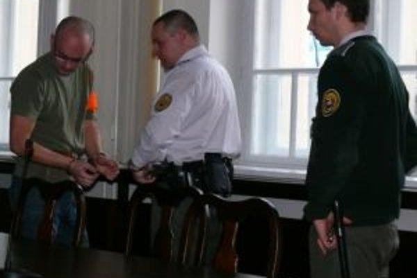 Tomáš Kasana si trest odsedí v zariadení s minimálnym stupňom stráženia.