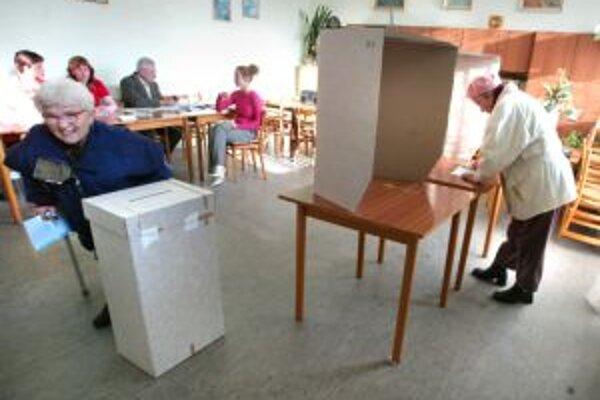Tento rok čakajú voličov voľby ešte dvakrát.