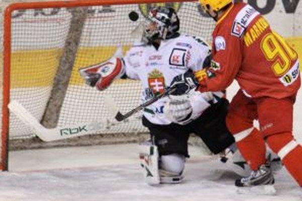 Jediný gól Dukly Trenčín strelil Markovič.