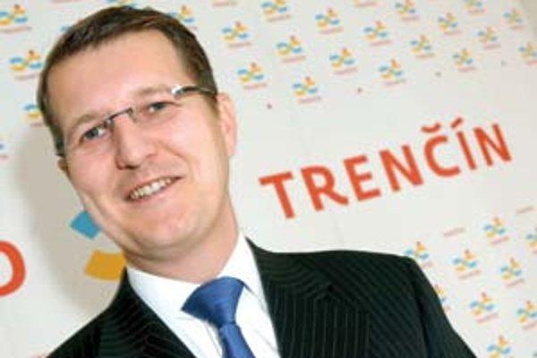 Branislav Celler - staronový primátor Trenčína.