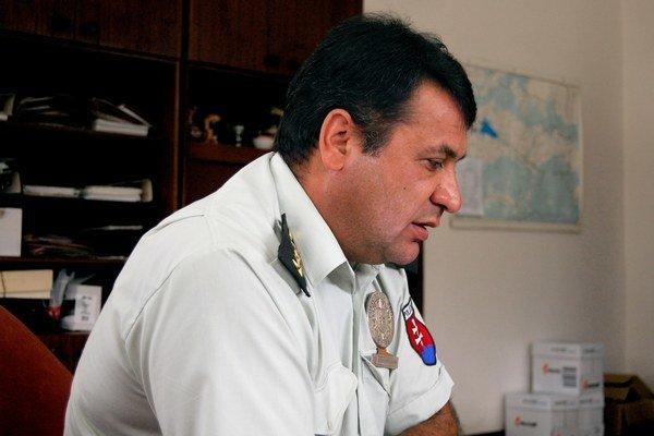 Policajný špecialista Koloman Puška pracuje v Liptovskom Hrádku už od roku 2007 a pôsobí v teréne horného Liptova.