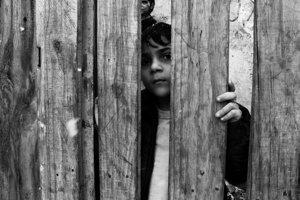 Pohľad na život v osade Budulovská.