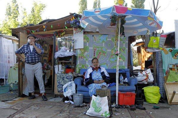 Integrácia Rómov v Európe zlyháva.