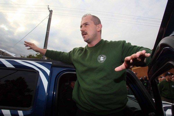 Marian Kotleba získal na svoju stranu tisíce sklamaných voličov.