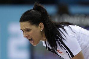 Carmen Schaffer hrá za Švajčiarsko.