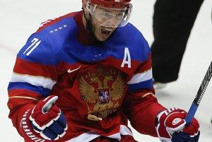 Rusko - Nórsko 4:0. Iľja Kovaľčuk.