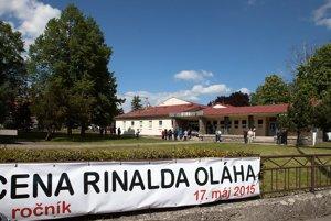 Súťaž predníkov o Cenu Rinalda Oláha