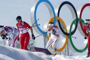 Preteky žien v behu na lyžiach na 30 kilometrov s hromadným štartom.