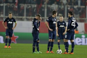 Manchester United prehral v Pieru 0:2.