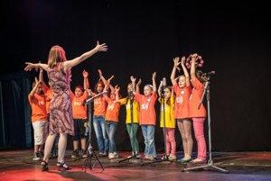 Deti zo Superar zaspievali na Pohode