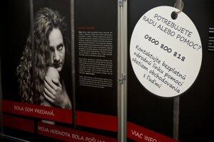 Kampaň proti obchodovaniu s ľudmi