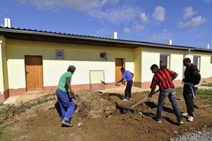 Nová osada v Letanovciach