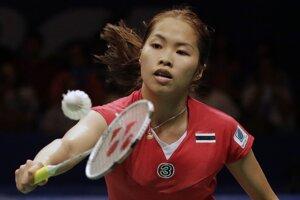 BCA Indonesia OpenRatchanok Intanon sa netajila, že do Jakarty si ide po titul.