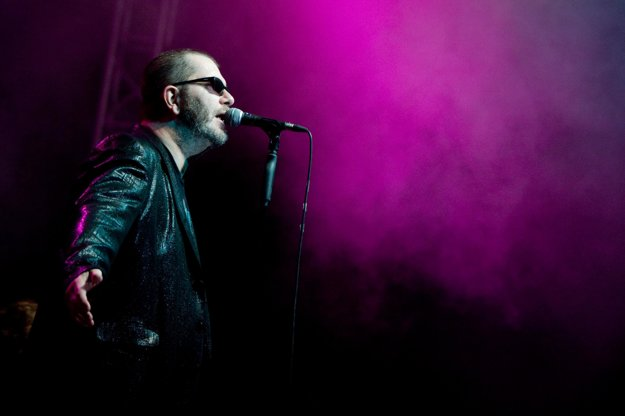 Richard Müller počas koncertu na bratislavskom majálese v roku 2010