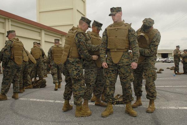 Nový materiál ochráni vojakov aj proti nábojom určeným pre nepriestrelné materiály.