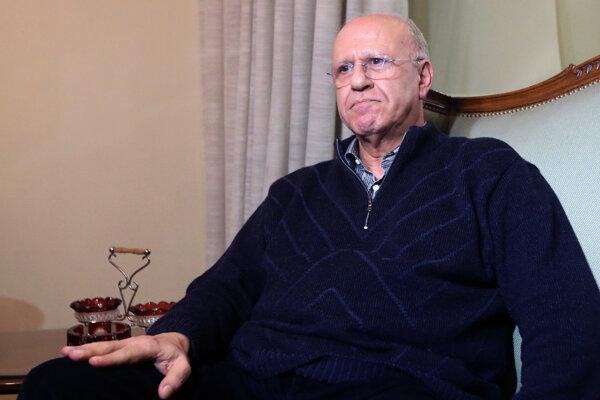 Bývalý libanonský minister informácií Michel Semaha.