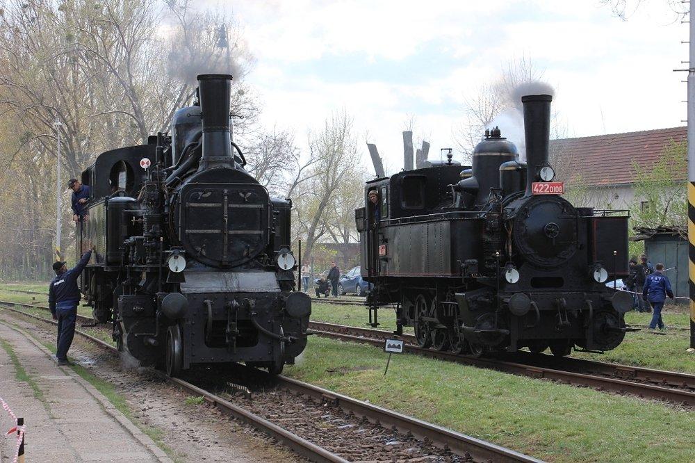 Košické železničné depo bude cez víkend v znamení pary.