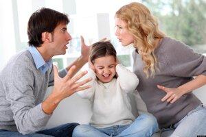 Deti pred rozvodom rodičov môžu využiť pomoc mediátorov