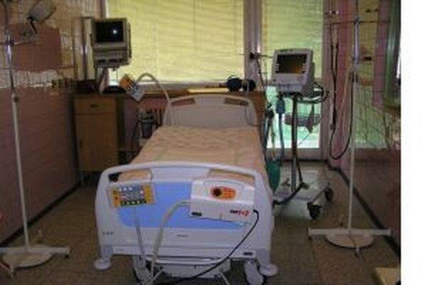 V  Kysuckej nemocnici vyčlenia na OAIM jedno lôžko pre nemocnicu v Žiline.