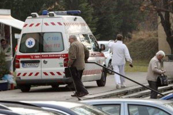 Ministerstvo vnútra nakúpilo v hodnote 1 342 335 eur rádiové prostriedky pre Záchrannú zdravotnú službu SR.