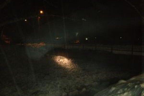 Hrozilo, že ľadochod strhne betónový most.