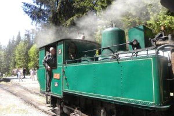 Kysucké múzeum v Čadci a Žilinský samosprávny kraj pripravili pre návštevníkov kysuckého skanzenu podujatie s názvom Deň železnice.
