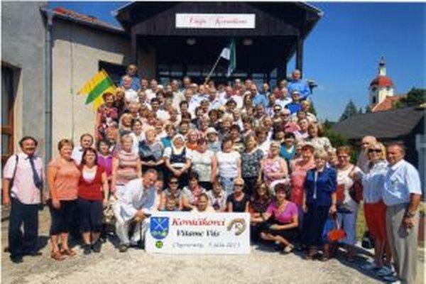 Veľká slovenská rodina sa stretla tento rok už trinástykrát.
