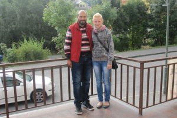 Ehab žije v Čadci už takmer rok.