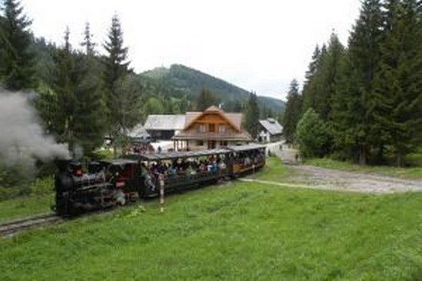 Na historickej lesnej úvraťovej železnici sa odviezlo 52 706  cestujúcich.