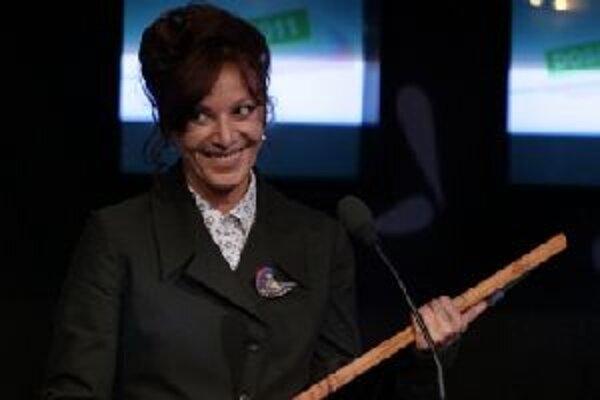 Cenu za Najlepší ženský herecký výkon si odniesla Szidi Tobias.