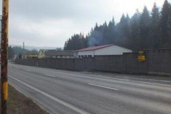 V tejto časti obce plánuje firma postaviť betonáreň. Obyvatelia sú proti.