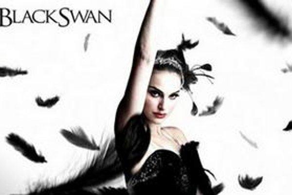 Natalie Portman vo filme Čierna labuť.