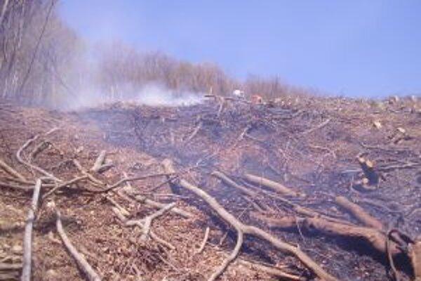 Lesné požiare sú nočnou morou kysuckých hasičov.