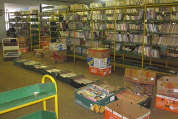 Priestory knižnice prejdú veľkou rekonštrukciou.