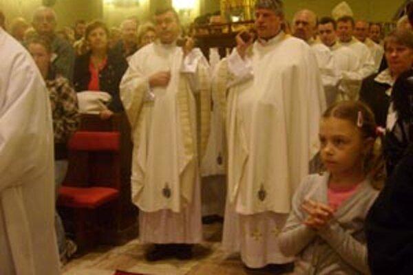 Relikviu sv. Cyrila si môžu uctiť aj kysuckí farníci