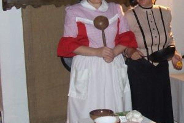 Dobroty stredovekej kuchyne môžu vyskúšať všetci tí, ktorí zavítajú 25. septembra do kaštieľa v Radoli.